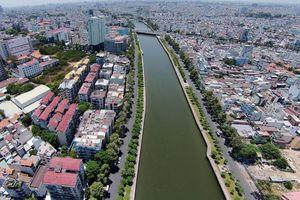 Dự án Nhà máy xử lý nước thải kênh Nhiêu Lộc - Thị Nghè bao giờ triển khai?