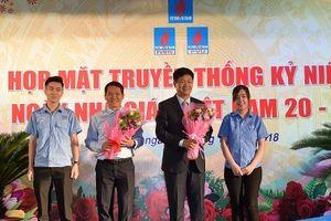 PVMTC và PVU tổ chức họp mặt truyền thống kỷ niệm Ngày Nhà giáo Việt Nam 20-11