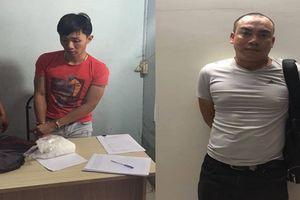 Bắt giữ 2 đối tượng cùng gần 40 kg ma túy ở TP. HCM