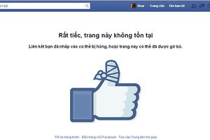 Facebook và Instagram sập đồng loạt tại nhiều nơi trên thế giới