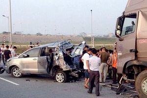 Xe Innova đi lùi trên cao tốc: TAND Cấp cao kháng nghị hủy án