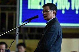 Ông Phan Văn Vĩnh bị đề nghị hơn 7 năm tù