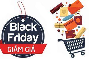 8 điều cần nhớ khi mua sắm dịp Black Friday