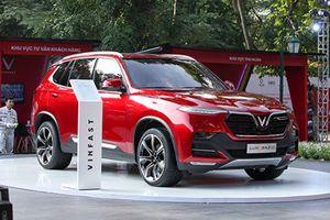 VinFast ra mắt bộ sưu tập xe tại Việt Nam, giá đợt đầu giảm sốc