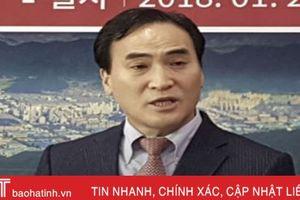 Quyền Chủ tịch người Hàn Quốc được bầu làm Chủ tịch Interpol