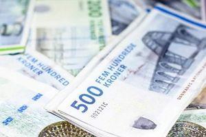 Đan Mạch phá án kinh tế lớn, tổng số tiền lên đến 76 triệu USD