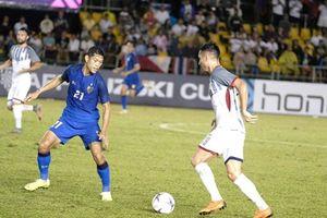 AFF Suzuki Cup: Thái Lan chia điểm, Singapore thắng hủy diệt