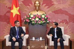 Quan hệ hợp tác giữa Quốc hội Việt Nam và Kazakhstan không ngừng được củng cố