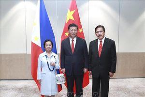 Trung Quốc, Philippines nhất trí tăng cường trao đổi về lập pháp