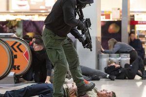 Đức diễn tập chống khủng bố qui mô lớn nhất tại sân bay