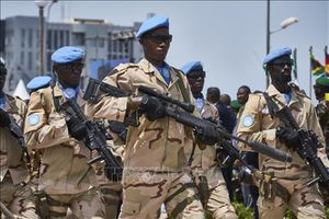 Trung Quốc, Mỹ bất đồng về tài trợ cho hoạt động gìn giữ hòa bình của LHQ tại châu Phi