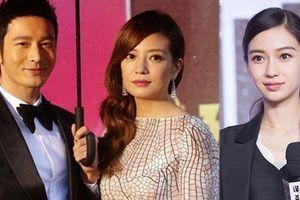 Huỳnh Hiểu Minh - Angela Baby đã ly hôn, Triệu Vy vào 'tầm ngắm'