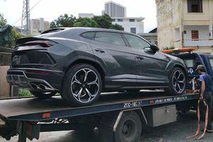 Siêu xe Lamborghini Urus thứ 2 Việt Nam xuất hiện tại Nha Trang
