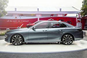 Clip: Đánh giá chi tiết xe sedan VinFast Lux A2.0