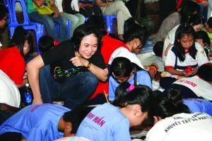 Võ Hoàng Yến - 'Nữ anh hùng của niềm hy vọng'