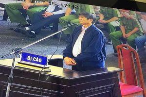 Cựu Cục trưởng C50 phản cung, không thừa nhận 'bảo kê'