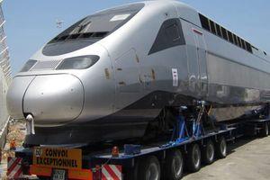 Cận cảnh tuyến đường sắt cao tốc nhanh nhất châu Phi