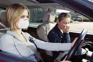 Ford nộp đơn sáng chế công nghệ loại bỏ mùi xe mới