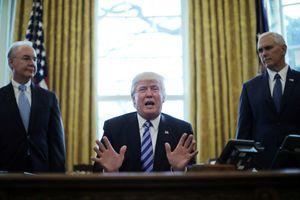Trump trả lời dễ dàng các câu hỏi của cuộc điều tra về Nga?