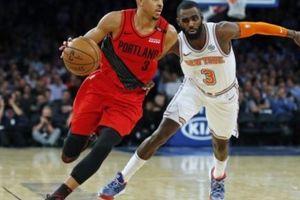 Mặc cho Tim Hardway Jr. thi đấu lên đồng, New York Knicks vẫn ca khúc sầu bi trên sân nhà