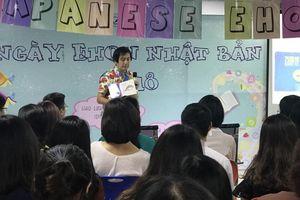 Lần đầu tiên tổ chức ngày Ehon Nhật Bản