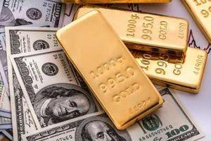 Vàng thế giới kém hấp dẫn so với USD, trái phiếu chính phủ Mỹ