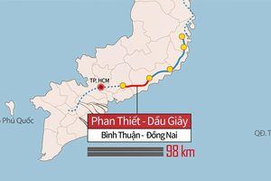 Dừng chỉ định thầu Dự án cao tốc Phan Thiết - Dầu Giây: Chia sẻ rủi ro hợp lý cho Bitexco