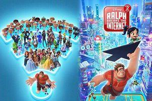 Review 'Ralph Breaks The Internet': Cả thế giới mạng thu gọn trong bộ phim hoạt hình dễ thương