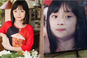 Hé lộ thông tin về cô bé có gương mặt xinh xuất thần trên sóng trực tiếp trận Việt Nam - Malaysia khiến dân mạng phát sốt