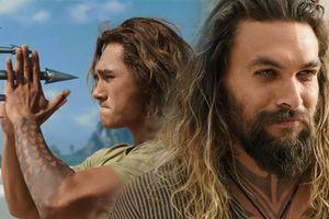 Warner Bros. công bố artwork mới cho bom tấn 'Aquaman - Đế vương Atlantis'