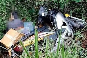 Yên Bái: Tá hỏa thi thể người đàn ông cạnh xe máy bên vệ đường