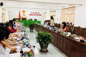 Hội LHPN góp phần thiết thực trong xây dựng nông thôn mới tại Cần Thơ