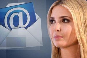 Ông Donald Trump bảo vệ con gái Ivanka trước bê bối dùng email cá nhân xử lý việc công