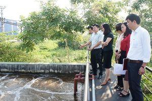 Hải Phòng: Chấn chỉnh việc chấp hành pháp luật về bảo vệ môi trường tại KCN