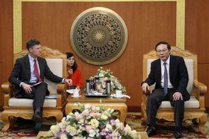 WB sẵn sàng hỗ trợ Việt Nam thực hiện Chương trình SP-RCC trong giai đoạn tới