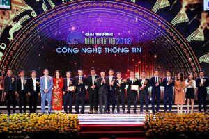 Lĩnh vực CNTT lên ngôi tại Nhân tài Đất Việt 2018