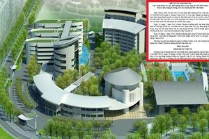 TP.HCM: Có dấu hiệu 'thông đồng' ở gói thầu hàng trăm tỉ tại Học viện Cán bộ