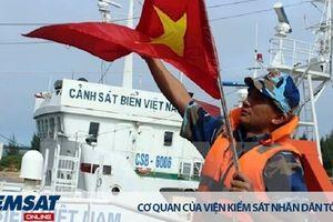 04 trường hợp Cảnh sát biển Việt Nam được nổ súng