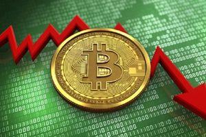 Giá Bitcoin tiếp tục giảm