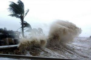 Bão số 9 gây mưa lớn 6 ngày liên tiếp tại Nam Trung bộ