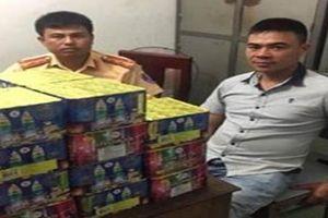 Công an Nghệ An: Phối hợp bắt giữ 2 đối tượng vận chuyển hơn 24kg pháo lậu