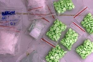 Bắt đối tượng mua bán thuốc lắc lớn nhất từ trước đến nay ở phố biển Nha Trang