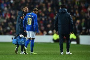 Brazil 1-0 Cameroon: Neymar sớm rời sân, Selecao vẫn ca khúc khải hoàn