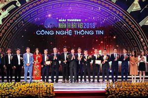 Không có Quán quân Giải thưởng Nhân tài Đất Việt năm 2018