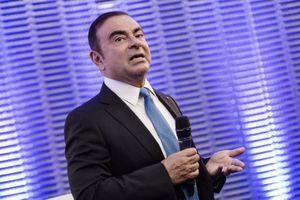 Liên minh Nissan - Renault - Mitsubishi lung lay vì Chủ tịch bị bắt