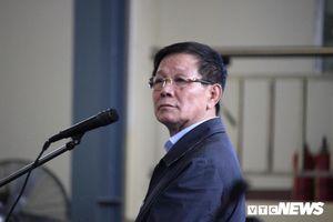 Bảo kê đường dây đánh bạc nghìn tỷ đồng, cựu Trung tướng Phan Văn Vĩnh đối diện mức án nào?