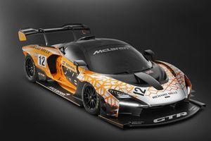Chỉ mới thử nghiệm, siêu xe McLaren Senna GTR đã hết hàng