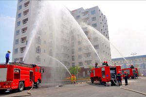 Điều kiện an toàn về phòng cháy và chữa cháy đối với cơ sở