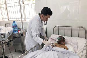 Tài xế xe bồn trong vụ tai nạn ở Bình Phước đang nguy kịch