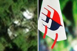 Xôn xao tìm thấy logo MH370 trong rừng rậm Campuchia